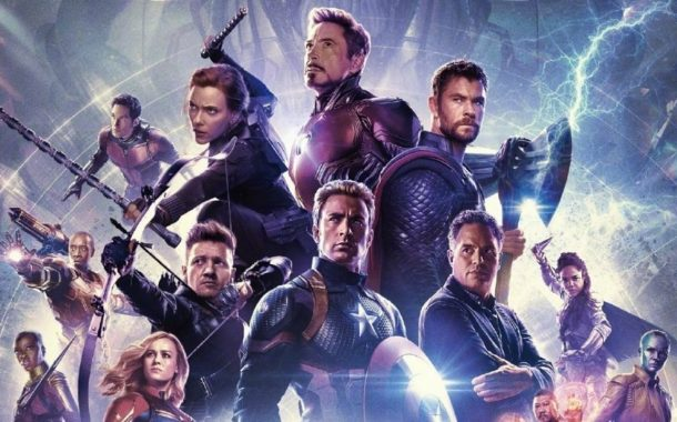 Avengers: End Game rompe récord