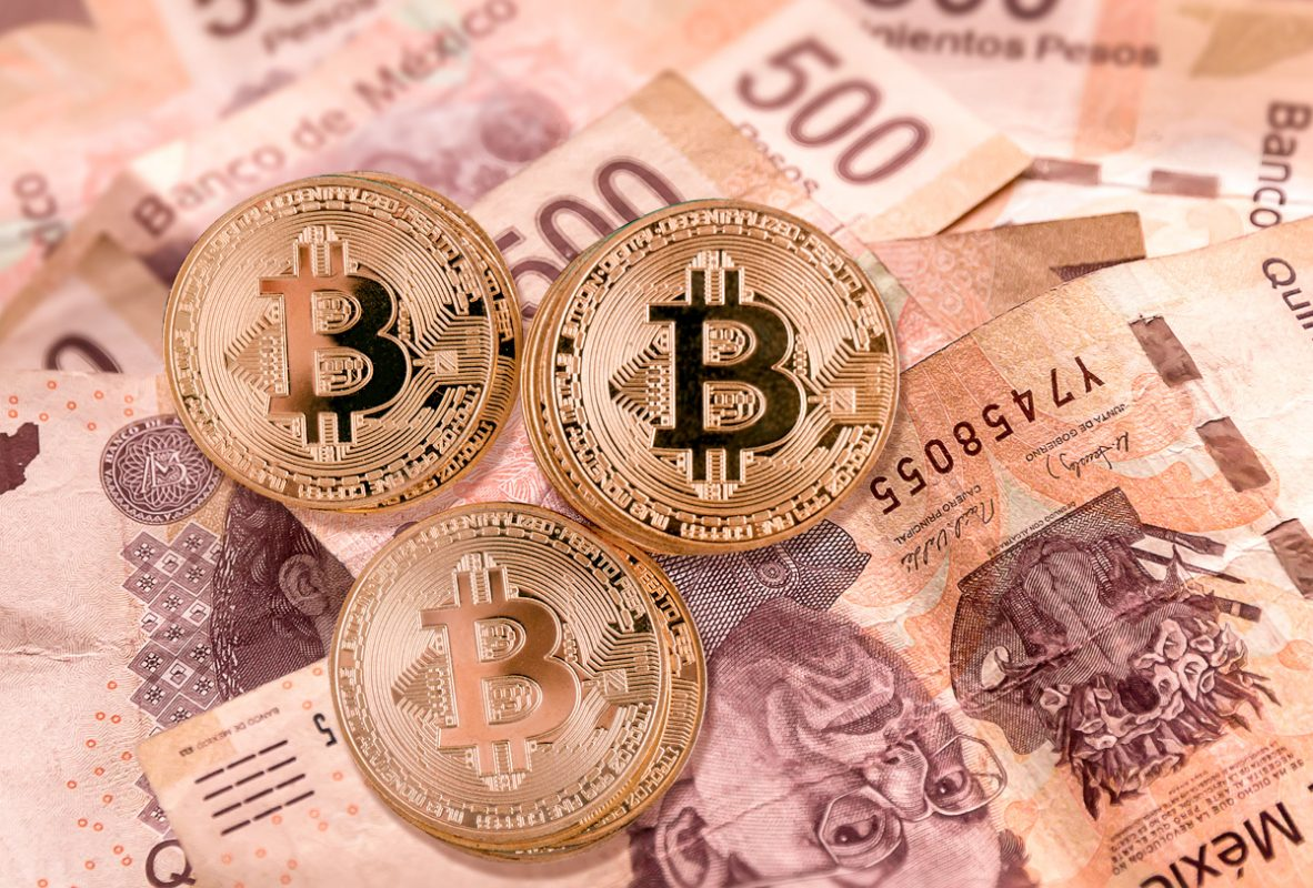 Bitcoin es la moneda virtual preferida por los mexicanos